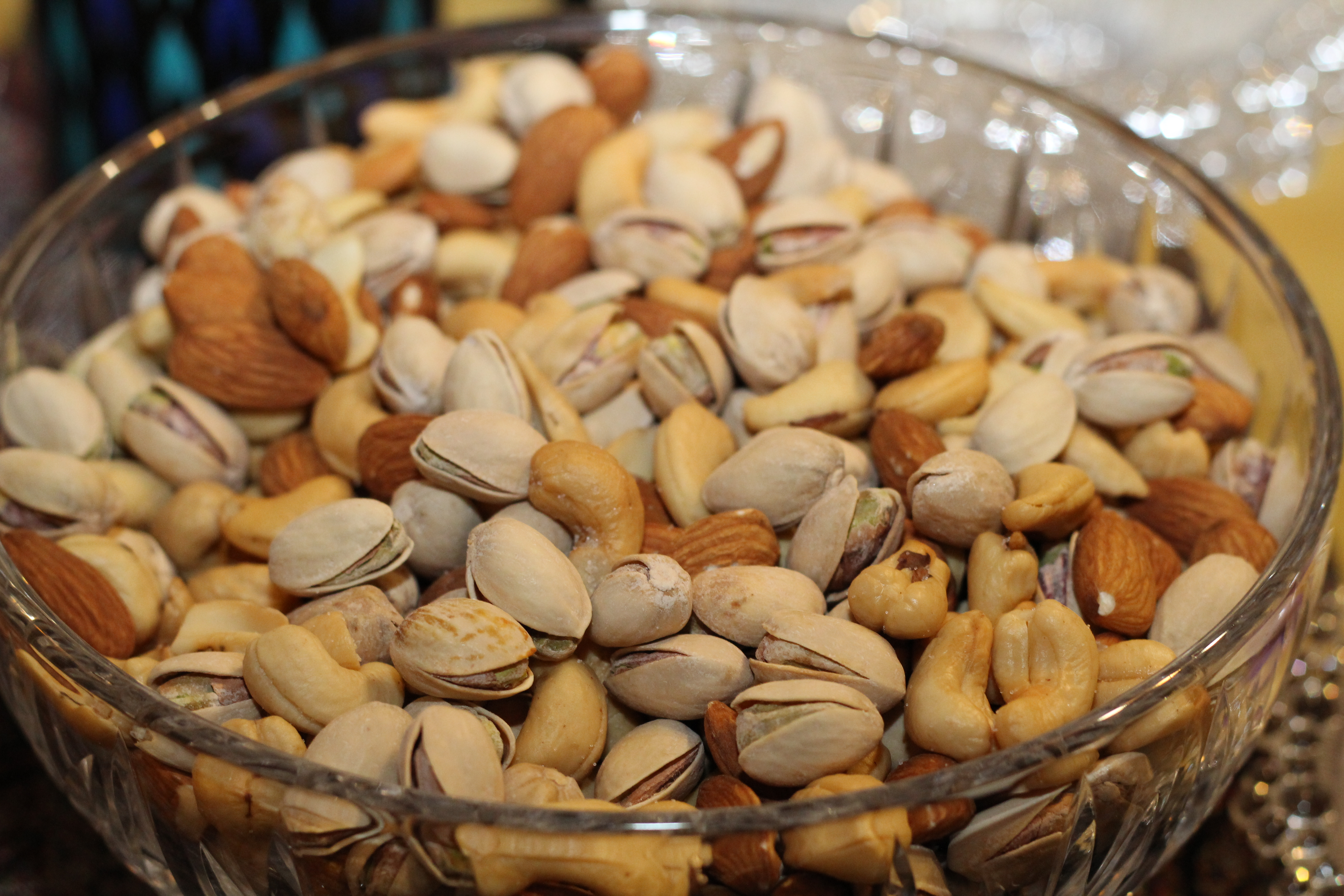 Nuts are healthy Gorgeous Hearts