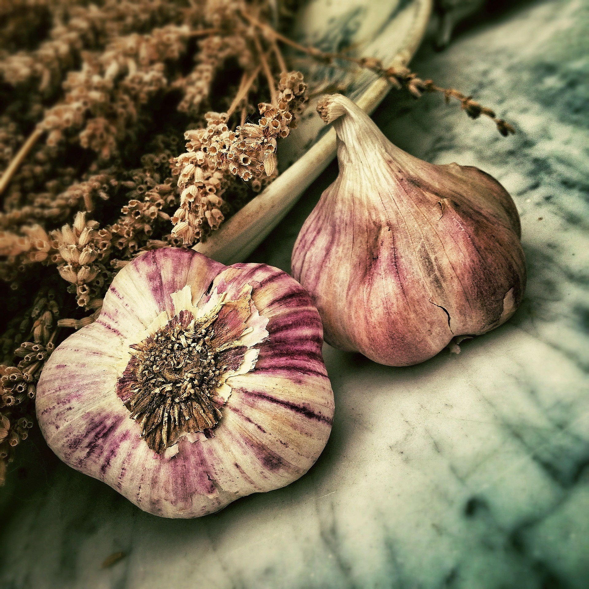Garlic to reduce inflammation
