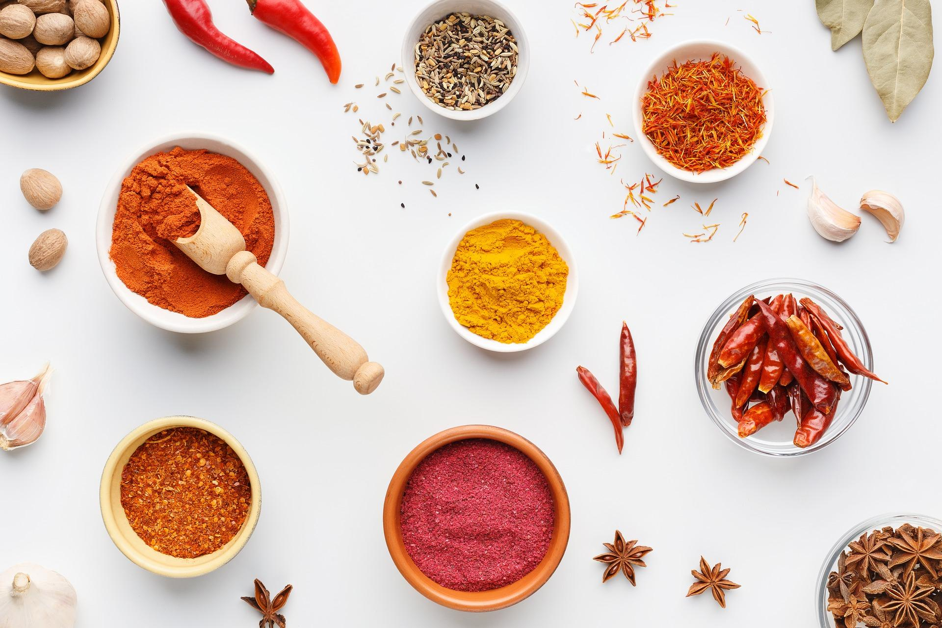 Spices that help reduce inflammation