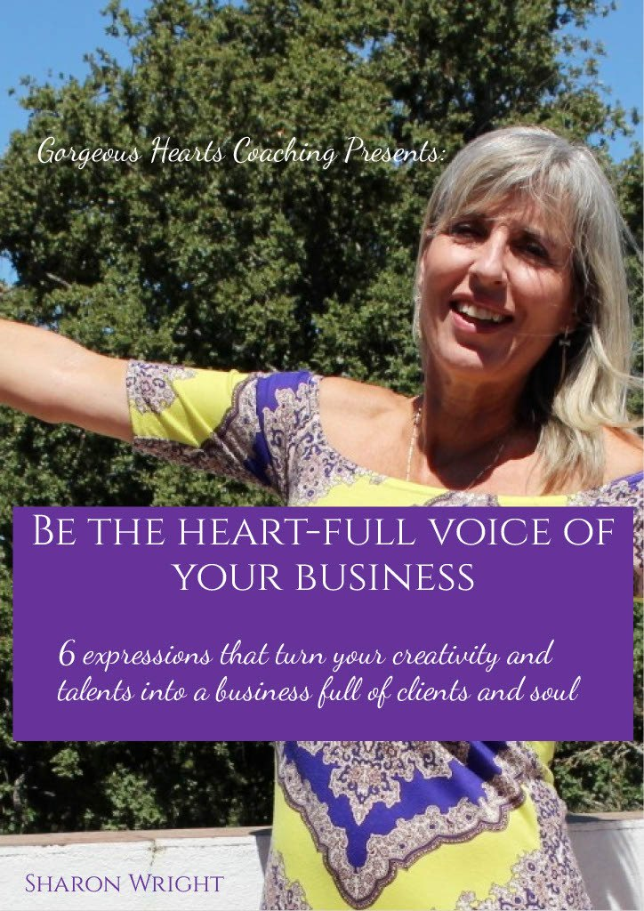 Be the Heart-Full Voice of Your Business